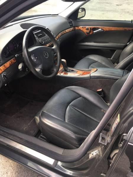 2004 Mercedes-Benz E-Class E350