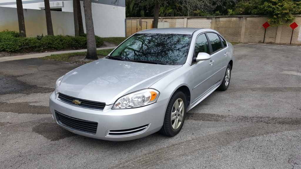 2009 chevy impala at D&S Pre-Owned Auto