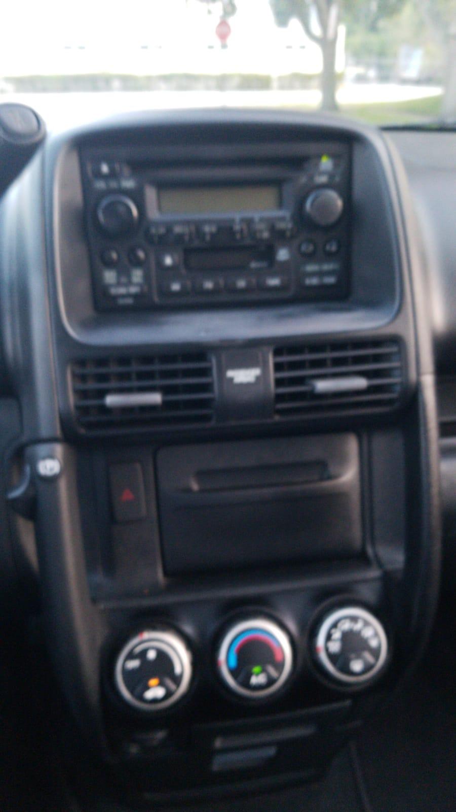 2005 HONDA CR-V LX SPORT UTILITY 4D