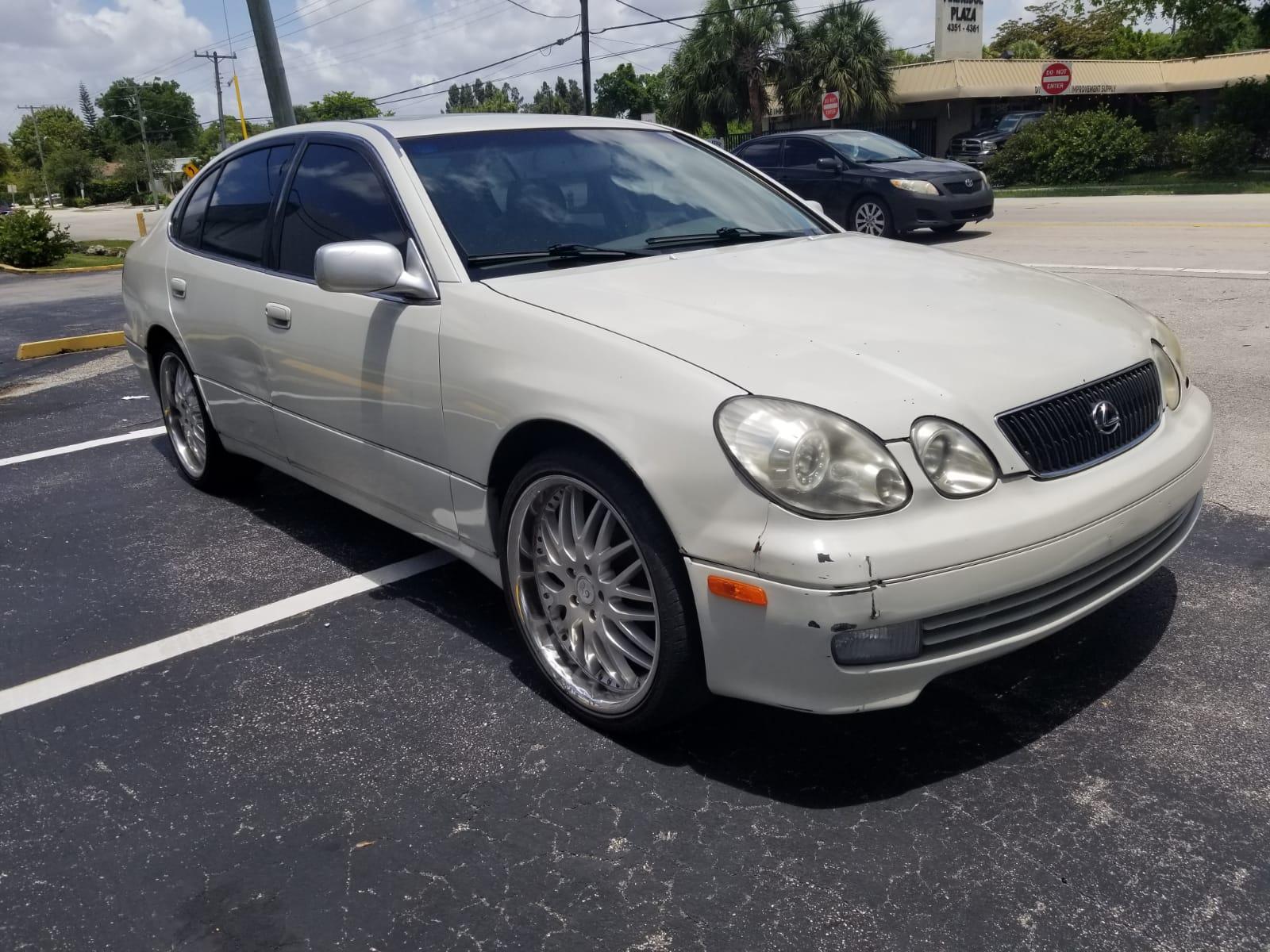 2004 LEXUS GS300
